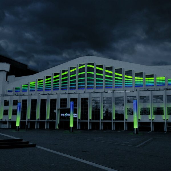 The_SSE_Arena,_Wembley_-_night